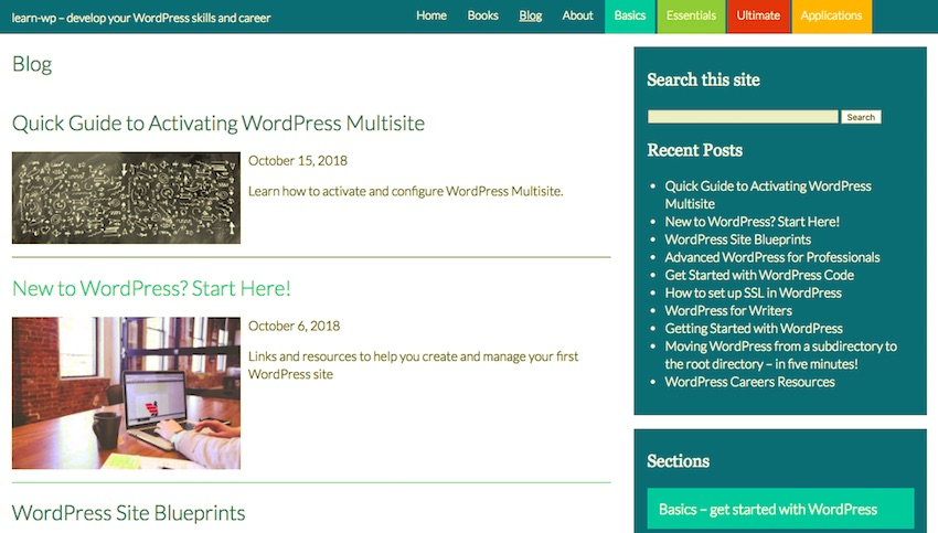 Target CSS for Specific Content With WordPress Template Tags